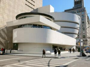 Il Guggenheim Museum a New York