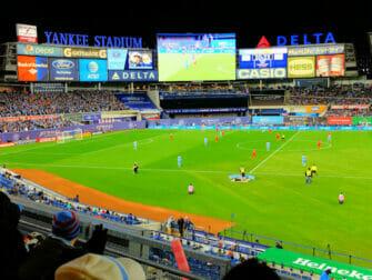Biglietti New York City FC - Yankee Stadium