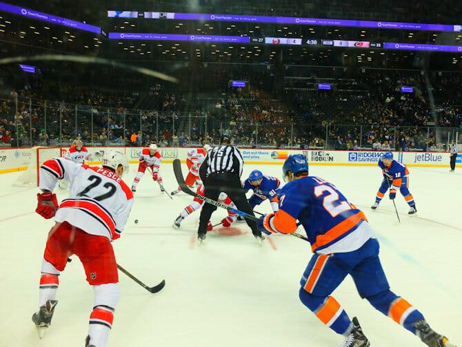New York Islanders - Gioco