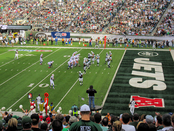 New York Jets - Partita