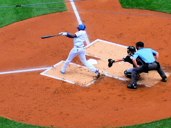 Biglietti dei New York Mets - Battitore