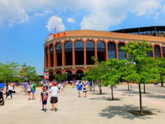 Biglietti dei New York Mets - Stadio