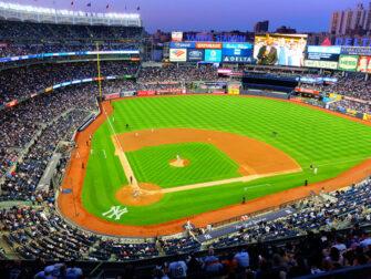 Biglietti dei New York Yankees - Campo