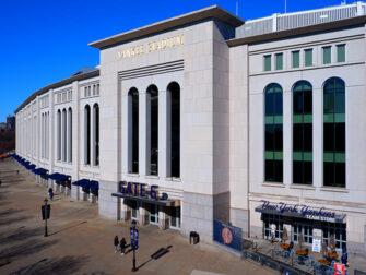 Biglietti dei New York Yankees - Yankee Stadium