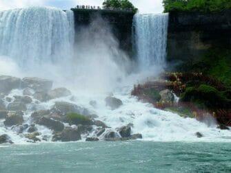 Da New York alle Cascate del Niagara - Bride Veil Falls