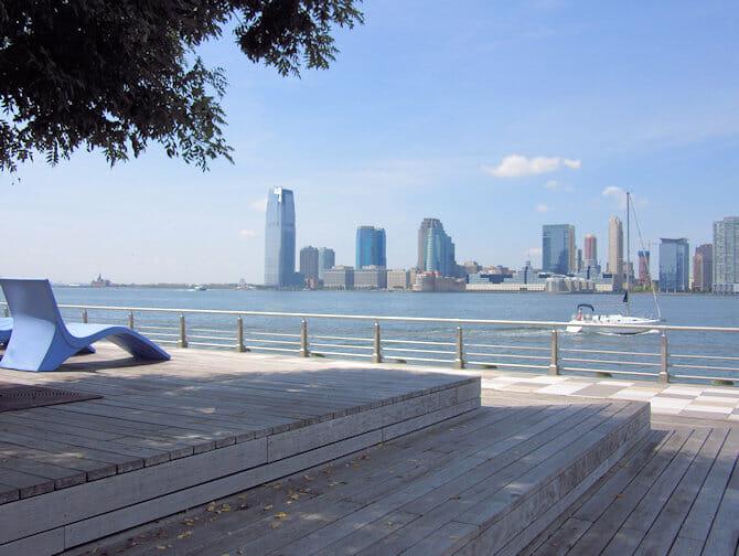 Pier 25 a TriBeCa New York