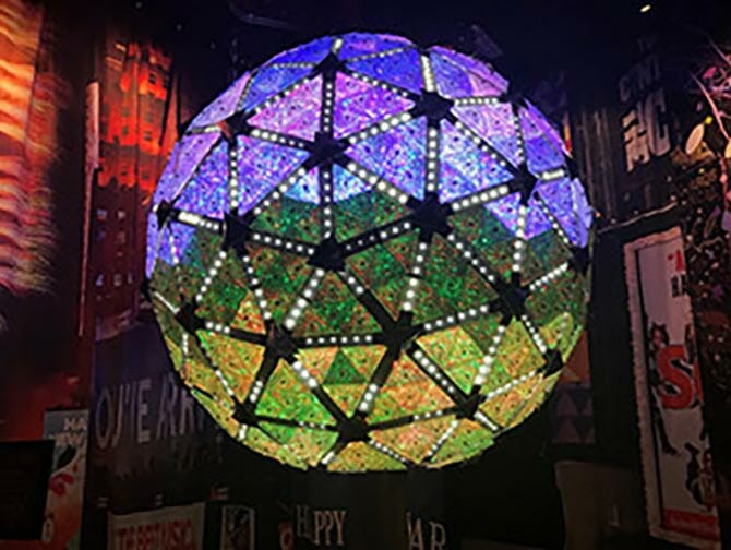 Ripley's Believe it or Not! a New York - Ball Drop Times Square