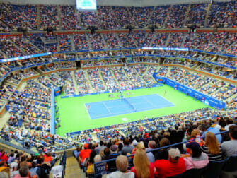 Biglietti US Open Tennis - Incontro