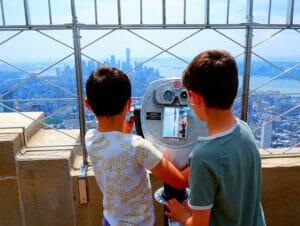 Cosa fare con i bambini a New York