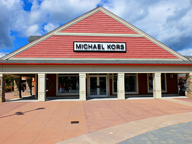 Outlet a New York Woodbury Common - Michael Kors