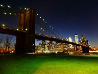 Brooklyn Bridge Park a New York - Brooklyn Bridge