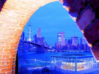 Brooklyn Bridge Park a New York - Empire Stores