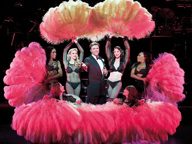 Biglietti per Chicago a Broadway - Billy Flynn