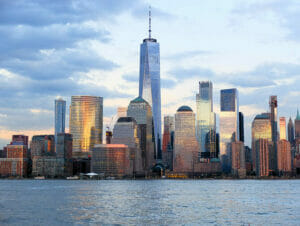 Giri in battello di sera a New York