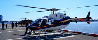 New York Helicopter Tour Routes