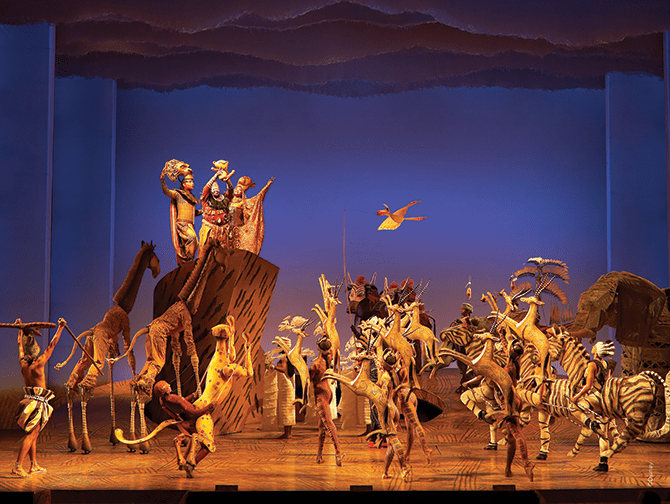 Biglietti per The Lion King a Broadway - The Circle of Life
