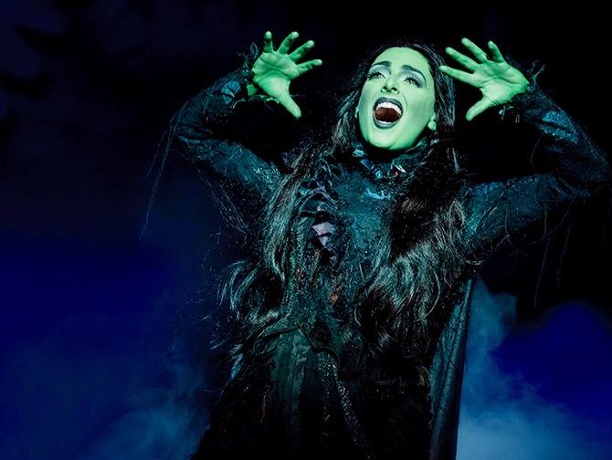 Biglietti per Wicked a Broadway - Elphaba