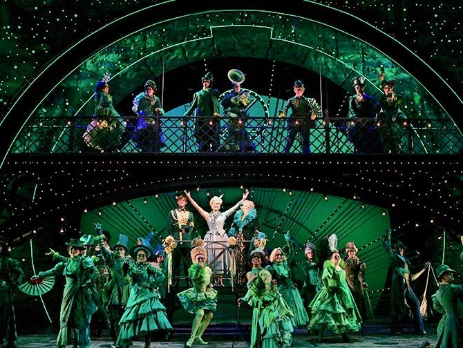 Biglietti per Wicked a Broadway - Palco
