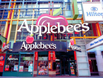 Mangiare con i bambini in NYC - Applebees