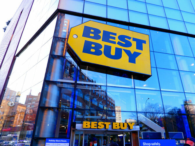 Electronica e gadgets in NYC - BestBuy