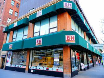 Elettronica e gadget a New York - B&H