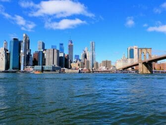 New York Pizza Tour a Brooklyn e Coney Island - Brooklyn Bridge Park