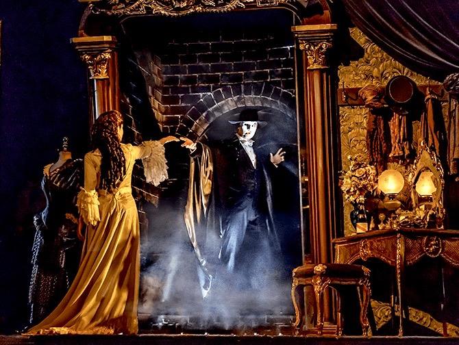 Biglietti per The Phantom of the Opera a Broadway - Scenario