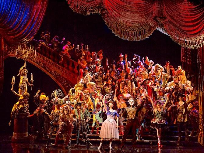 Biglietti per The Phantom of the Opera a Broadway - Mascherata