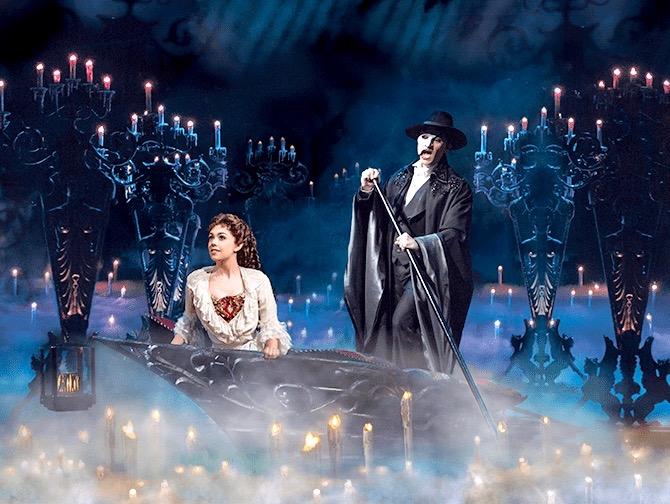 Biglietti per The Phantom of the Opera a Broadway - In barca