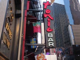 Tonic Bar a New York