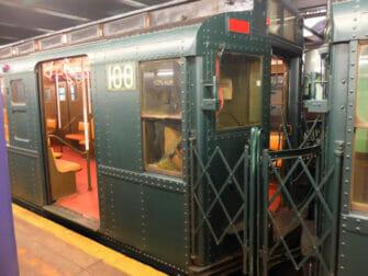 Nostalgia Train a New York - Treno speciale