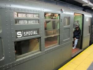 Nostalgia Train a New York
