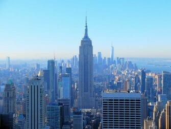 Pacchetto sconto bus turistico e attrazioni di New York- Empire State