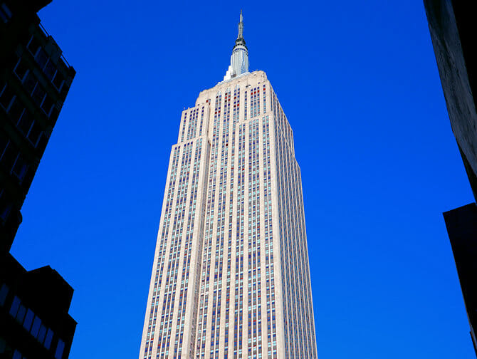 Presidents Day a NYC - Empire-State-Building