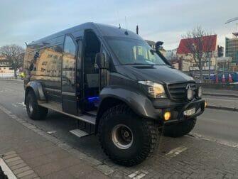 Fermata in Islanda- Reykjavik
