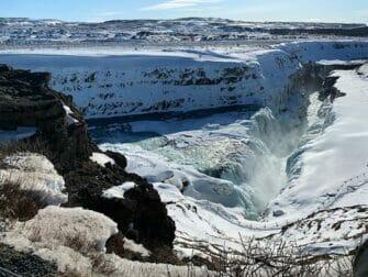 Fermata in Islanda- Cascate