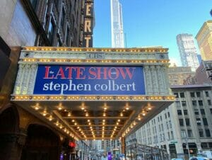 Show televisivo a New York