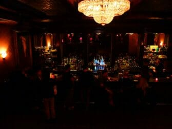 Tour dei bar segreti (speakeasy) di New York - Cocktail Bar