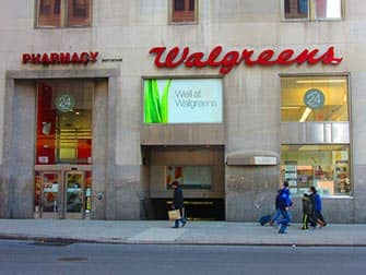 Make up a New York - Walgreens