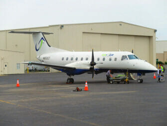 New York alle Cascate del Niagara in aereo privato per un giorno- Aereo privato