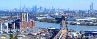Collegamento aeroporto Newark a Manhattan