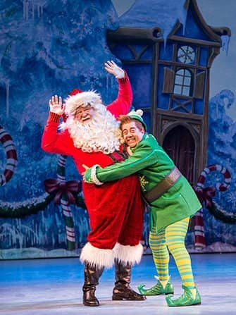 Biglietti per Elf the Christmas Musical- Buddy e Babbo Natale