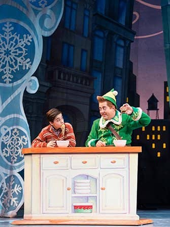 Biglietti per Elf the Christmas Musical - Cena