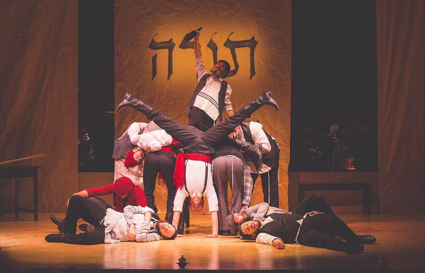 Biglietti per Fiddler on the Roof a New York - Balletto
