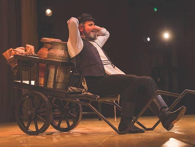 Biglietti per Fiddler on the Roof a New York - Tevye