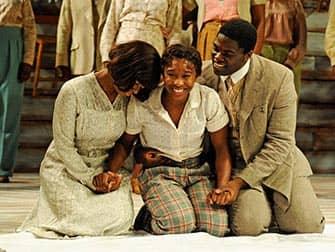 The Color Purple a Broadway - Cast