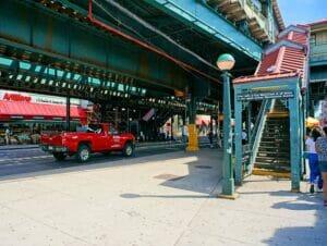 Il tour di Brooklyn, Queens e The Bronx