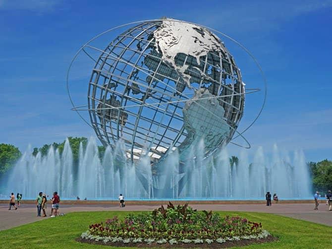 Il tour di Brooklyn, Queens e The Bronx - Unisphere