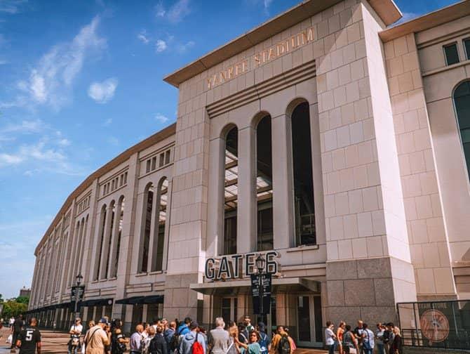 Il tour di Brooklyn, Queens e The Bronx - Yankee Stadium