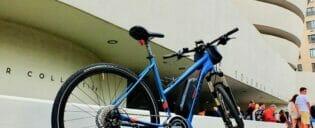 Noleggio di biciclette a New York